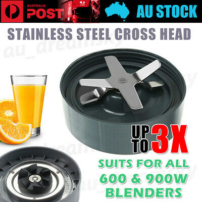 AU23.50 • Buy NEW Cross Extractor Blade For Nutribullet &Nutri Bullet 600 900W Replacement