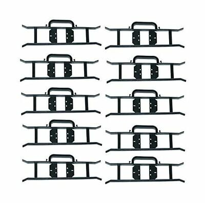 £4.94 • Buy Cable Tidy H Frame Wire Holder Extension Lead Reel With Handle 1 2 3 5 10 Black