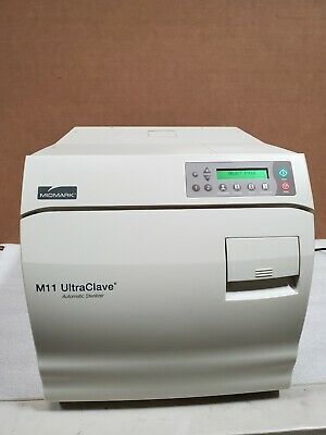 $4499.99 • Buy Ritter Midmark M11 Ultraclave Automatic Sterilizer Tattoo Dental Autoclave V2.41
