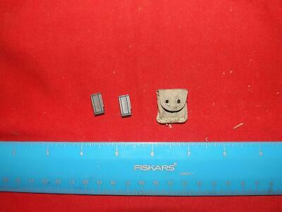 $4.24 • Buy 1/6 Scale Dragon WWII US M1 Carbine Clips & Pouch #1178