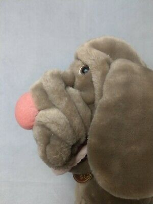 £14 • Buy Vintage Wrinkles The Dog 1981 By Ganzbros From Korea Hand Puppet