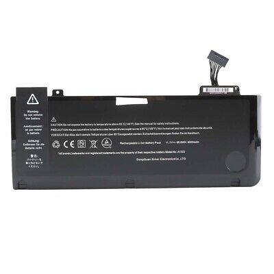 $36.49 • Buy A1322 A1278 Battery For MacBook Pro Battery For MacBookPro 5,7,1 8,1 9, MacBook