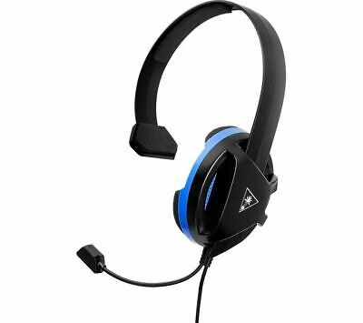 £10.97 • Buy TURTLE BEACH Recon Chat Gaming Headset - Black & Blue - Currys