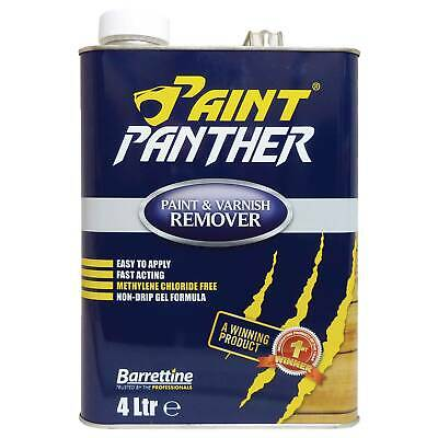 £27.99 • Buy Paint Panther Paint And Varnish Remover - 2.5L & 4L - FREE DELIVERY
