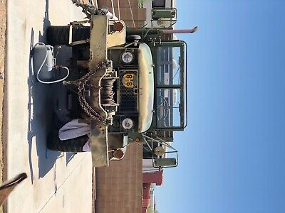 $12000 • Buy M35a2 Military Truck 1968 (Duece And A Half)