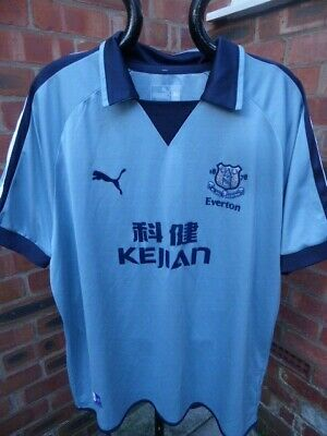 £24.99 • Buy Mens EVERTON Shirt - Size Xl Great Condition