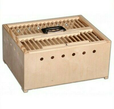 £37.99 • Buy Small Box Pigeon Basket With Side Release Door 50x40x22cm For Pigeons And Birds