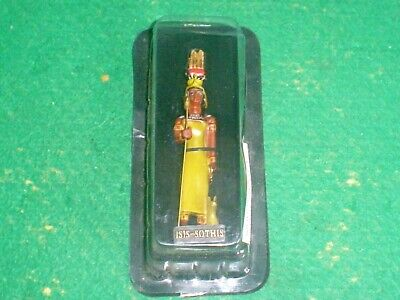 £5.99 • Buy Hachette Gods Of Ancient Egypt Isis - Sothis Figure Still Sealed