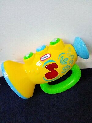 £5.99 • Buy Little Tikes Toy Trumpet, Flashing Light, Music, Colours