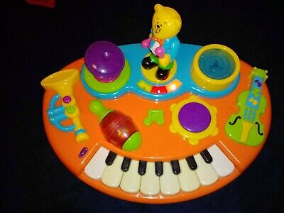 £10.99 • Buy Toys R Us - Learn To Play Musical Toy Piano Keyboard Musical Drums