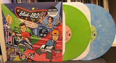 £141.59 • Buy Blink 182  The Mark, Tom And Travis Show  2x LP NM OOP Nofx Fall Out Boy AFI