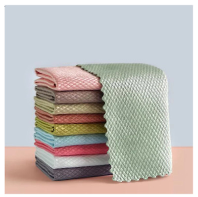 £5.99 • Buy NanoScale Streak-Free Miracle Cleaning Cloths (Reusable) Kitchen Rags
