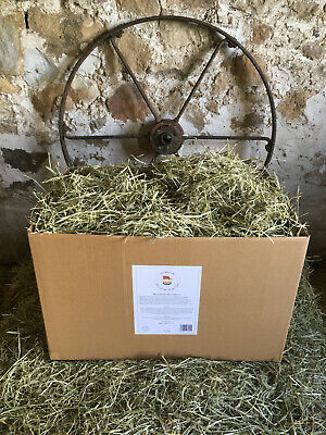 £18.99 • Buy Premium Meadow Hay With Timothy (4.6kg)