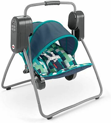 £89.99 • Buy Fisher-Price On-The-Go Swing Baby Travel Picnic Outside NEW