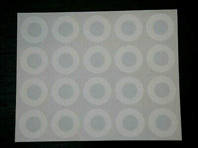 £6.50 • Buy Adhesive PTFE Filter Disc 0.2μm, Mushroom Spawn, PF Tek, Orchid Flask, Autoclave