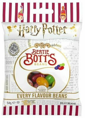 £1.89 • Buy Jelly Belly Harry Potter Bertie Botts Flavour Beans 54g American Sweet BB21/6/21