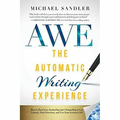 £14.18 • Buy The Automatic Writing Experience (AWE): How To Turn You - Paperback / Softback N