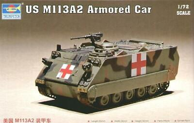 $10.02 • Buy 1/72 TRUMPETER 07239; M113A2 APC Armored Personnel Carrier ( Australian Army)