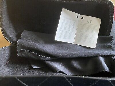 £18 • Buy Chanel Clam Shell Sunglasses Case, With Original Tag, In Good Condition