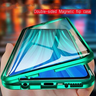 AU19.99 • Buy 360 Magnetic Case Cover For Samsung Galaxy S20 S10 S9 S8 Note 20 10 8 9 Plus