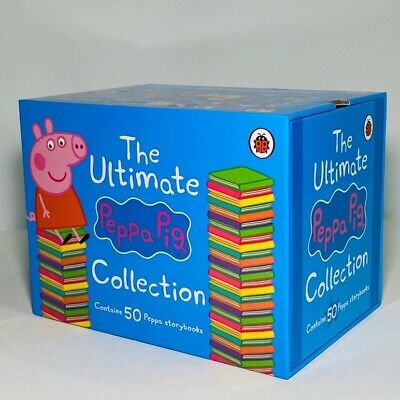 £29.59 • Buy The Ultimate Peppa Pig Collection Box Set 50 Books Bundle