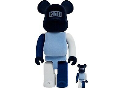 $549.95 • Buy Kith X Bearbrick 100% And 400% - In Hand - Brand New