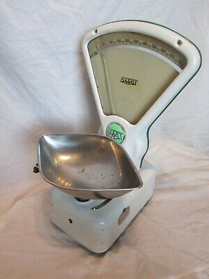 £74.99 • Buy Vintage Avery Enameled Weighing Scales No 1105 CCE/S.515849