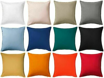 £4.95 • Buy IKEA GURLI Cushion Cover ONLY 50cmx50cm 100%Cotton New UK FREE Fast Delivery