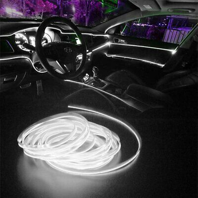 $9.99 • Buy Super White Flexible LED Strip Light Waterproof For Car Truck Boat Bicycle Store
