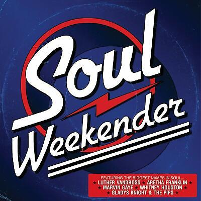 £5.75 • Buy SOUL WEEKENDER 3 CD *NEW & SEALED* Disco And Soul Party Hits Heatwave Emotions +