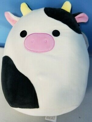 $ CDN78.93 • Buy Connor The Cow Squishmallow 8  8 Inch New With Tags!  Kellytoy