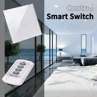 £9.45 • Buy Home Wireless Remote Control Smart Switch Lighting Switch Remote Control Set New
