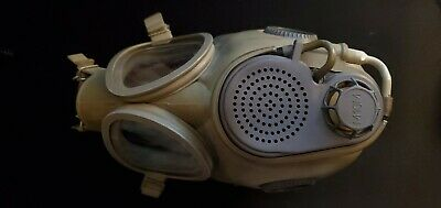 $24.99 • Buy Czech Gas Mask M10M With Filter And Lenses