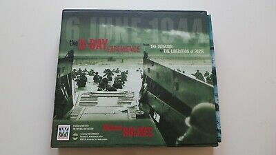 £4.99 • Buy Richard Holmes The D Day Experience With Insert, Dvd, Documents And Maps
