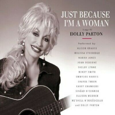 $6.99 • Buy Just Because I'm A Woman: The Songs Of Dolly Parton Various Artists Audio CD Us