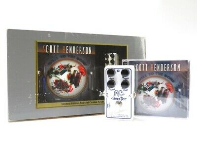 £200.35 • Buy Xotic RC Booster Scott Henderson Limited Edition Special Package USED Overdrive