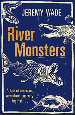 £9.11 • Buy River Monsters BOOK NEW