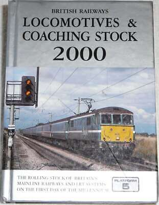 £14.80 • Buy British Railways Locomotives And Coaching Stock 2000: The Complete Guide To All