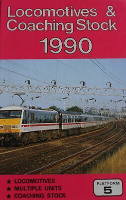 £14.80 • Buy Locomotives And Coaching Stock 1990, , Excellent Book