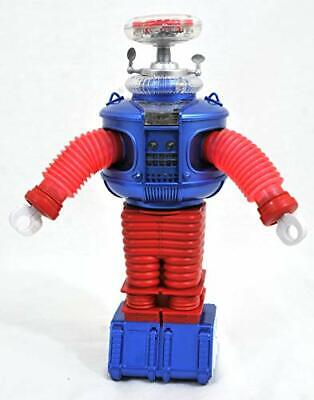 $ CDN82.91 • Buy DIAMOND SELECT TOYS Lost In Space Electronic Lights & Sounds Retro B-9 Robot ...