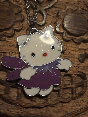 £3.49 • Buy Cute Anime Hello Kitty Necklace