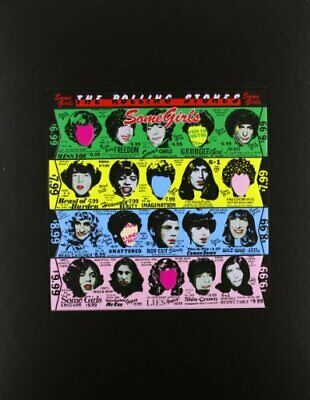 £188.73 • Buy Rolling Stones - Some Girls (+dvd) (dlx) New Cd