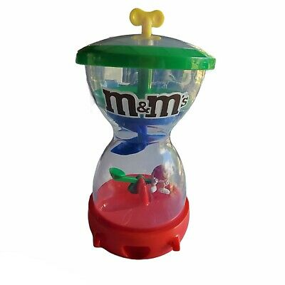 $15.95 • Buy M&M's Fun Machine Candy Dispenser Seesaw And Slide Red Character