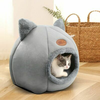 £21.82 • Buy New Comfort Cat Bed Little Basket For Cat's House Products Pets Tent Cozy Beds