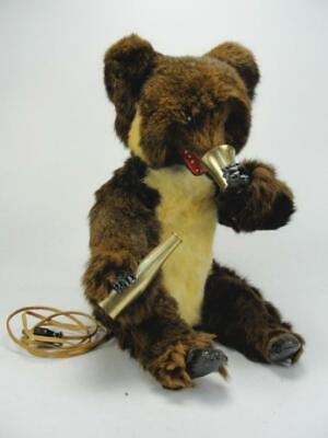 £1259.49 • Buy 1930's French Roullet & Decamps Mechanical Drinking Bear Automaton Toy Original
