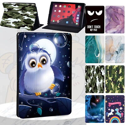 £5.99 • Buy Pu Leather Cover Case For Apple IPad Mini 1/2/3/4/5 IPad 2/3/4 Air 2/3/4 Tablet