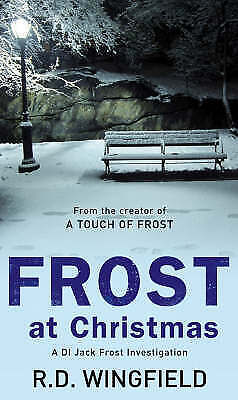 £9 • Buy R. D. Wingfield-frost At Christmas Book New