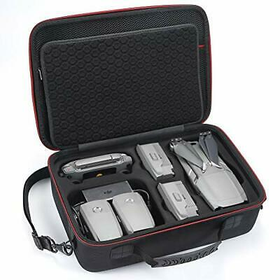 AU55.98 • Buy Hard Storage Carrying Case For DJI Mavic 2 Zoom/Pro Drone And Fly More Combo(...