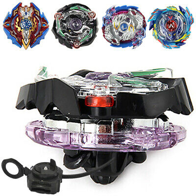 £5.25 • Buy Fusion Rapidity Set Launcher Grip With Top Fight Master Metal 4D Beyblade Rare
