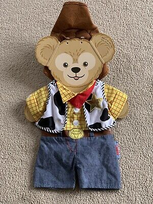£12.99 • Buy Disney Store Duffy Bear Sheriff Woody Outfit, New With Tags
